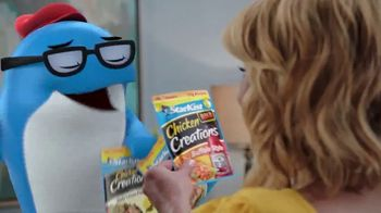StarKist Chicken Creations TV Spot, 'Bold Choice, Charlie' Featuring Candace Cameron Bure