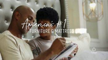 Ashley HomeStore 75th Anniversary Mattress Sale TV Spot, 'King for a Twin: Zero Interest' - Thumbnail 10