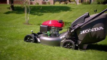 Honda HRN Series Lawn Mower TV Spot, 'Confiable' [Spanish]