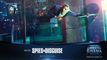 DIRECTV Cinema TV Spot, 'Spies in Disguise' - 5 commercial airings