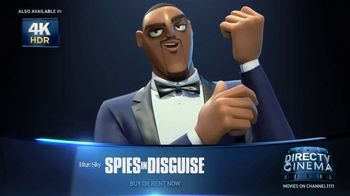 DIRECTV Cinema TV Spot, 'Spies in Disguise' - Thumbnail 2