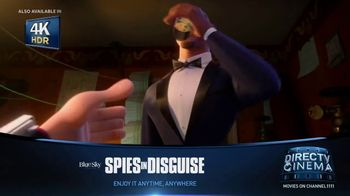 DIRECTV Cinema TV Spot, 'Spies in Disguise' - Thumbnail 3