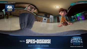DIRECTV Cinema TV Spot, 'Spies in Disguise' - Thumbnail 4