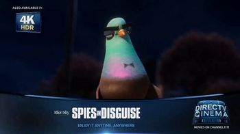 DIRECTV Cinema TV Spot, 'Spies in Disguise' - Thumbnail 5