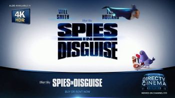 DIRECTV Cinema TV Spot, 'Spies in Disguise' - Thumbnail 8