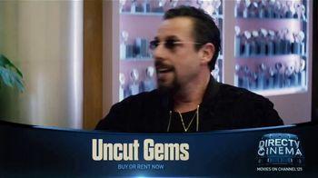 DIRECTV Cinema TV Spot, 'Uncut Gems' Song by Travis Scott - 10 commercial airings