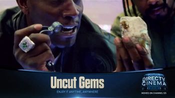 DIRECTV Cinema TV Spot, 'Uncut Gems' Song by Travis Scott - Thumbnail 3