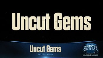DIRECTV Cinema TV Spot, 'Uncut Gems' Song by Travis Scott - Thumbnail 8