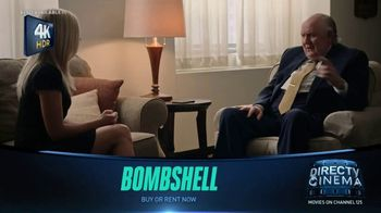 DIRECTV Cinema TV Spot, 'Bombshell' - 4 commercial airings
