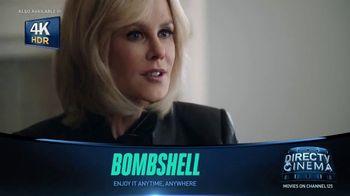 DIRECTV Cinema TV Spot, 'Bombshell' - Thumbnail 3