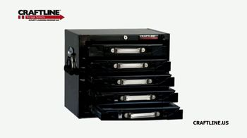 Platt & LaBonia Company LLC Craftline Storage System TV Spot, 'Proudly Made in the USA' - Thumbnail 1