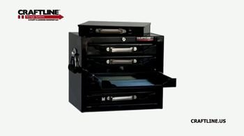 Platt & LaBonia Company LLC Craftline Storage System TV Spot, 'Proudly Made in the USA' - Thumbnail 2