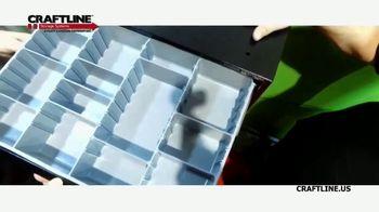 Platt & LaBonia Company LLC Craftline Storage System TV Spot, 'Proudly Made in the USA' - Thumbnail 3