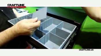 Platt & LaBonia Company LLC Craftline Storage System TV Spot, 'Proudly Made in the USA' - Thumbnail 4