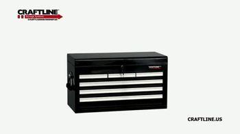 Platt & LaBonia Company LLC Craftline Storage System TV Spot, 'Proudly Made in the USA' - Thumbnail 5