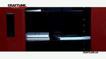 Platt & LaBonia Company LLC Craftline Storage System TV Spot, 'Proudly Made in the USA' - Thumbnail 6