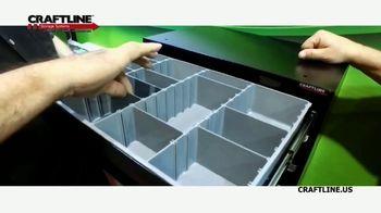 Platt & LaBonia Company LLC Craftline Storage System TV Spot, 'Proudly Made in the USA' - Thumbnail 8
