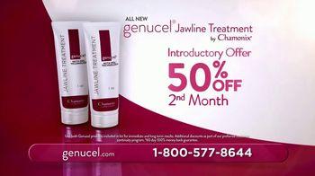 Chamonix Skin Care Genucel Jawline Treatment TV Spot, 'Make Them Dissapear' - Thumbnail 3