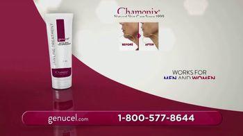 Chamonix Skin Care Genucel Jawline Treatment TV Spot, 'Make Them Dissapear' - Thumbnail 9
