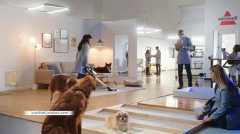 Bissell ICONpet Cordless Vacuum TV Spot, Inspired by Our Pets: $150 Off'