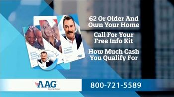 AAG Reverse Mortgage TV Spot, 'Homework' Featuring Tom Selleck - Thumbnail 7