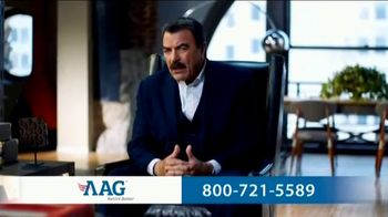 AAG Reverse Mortgage TV Spot, \'Homework\' Featuring Tom Selleck