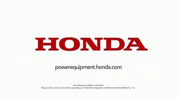 Honda Lawn & Garden HRN Lawnmower TV Spot, 'Your Lawn' - Thumbnail 10