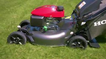 Honda Lawn & Garden HRN Lawnmower TV Spot, 'Your Lawn' - Thumbnail 8