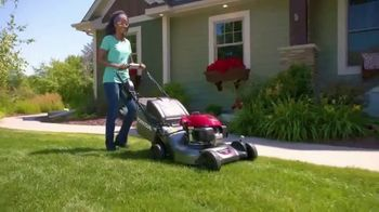 Honda Lawn & Garden HRN Lawnmower TV Spot, 'Your Lawn' - Thumbnail 9