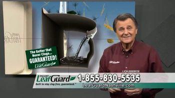 LeafGuard of Nashville Winter Half Off Sale TV Spot, 'Double Your Gift'