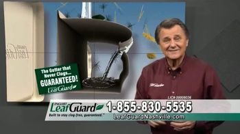 LeafGuard of Nashville Winter Half Off Sale TV Spot, 'Double Your Gift'