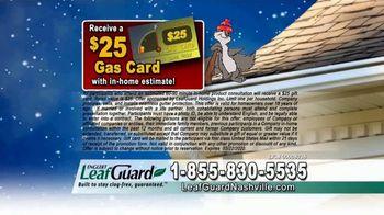 LeafGuard of Nashville Winter Half Off Sale TV Spot, 'Double Your Gift' - Thumbnail 6