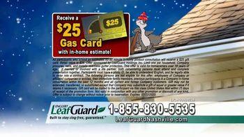 LeafGuard of Nashville Winter Half Off Sale TV Spot, 'Double Your Gift' - Thumbnail 7