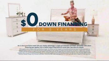Ashley HomeStore 75th Anniversary Sale TV Spot, '30 Percent Off: Doorbusters' Song by Midnight Riot - Thumbnail 8