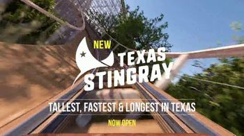SeaWorld TV Spot, 'Texas Stingray: Multi-Day Flex Ticket'