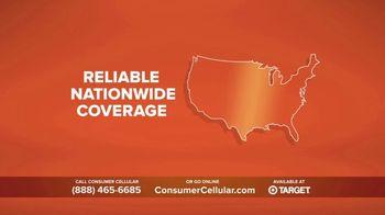 Consumer Cellular TV Spot, 'Super Real: Plans $20+ a Month: 50 Big Ones' - Thumbnail 6