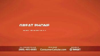 Consumer Cellular TV Spot, 'Super Real: Plans $20+ a Month: 50 Big Ones' - Thumbnail 7