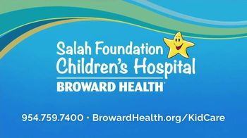 Salah Foundation Children's Hospital TV Spot, 'Advanced Family Center Care' - Thumbnail 6