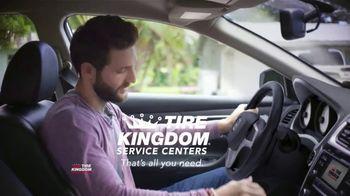 Tire Kingdom TV Spot, 'Bald: Buy Three, Get One Free and Rebate' - Thumbnail 9