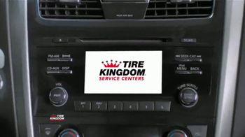 Tire Kingdom TV Spot, 'Bald: Buy Three, Get One Free and Rebate' - Thumbnail 5