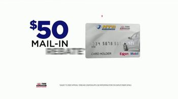 Tire Kingdom TV Spot, 'Bald: Buy Three, Get One Free and Rebate' - Thumbnail 7