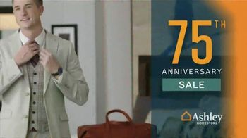 Ashley HomeStore 75th Anniversary Sale TV Spot, '$1,000 Off + Hot Buys' Song by Midnight Riot - Thumbnail 2