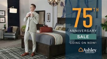 Ashley HomeStore 75th Anniversary Sale TV Spot, '$1,000 Off + Hot Buys' Song by Midnight Riot - Thumbnail 3