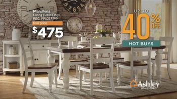 Ashley HomeStore 75th Anniversary Sale TV Spot, '$1,000 Off + Hot Buys' Song by Midnight Riot - Thumbnail 5