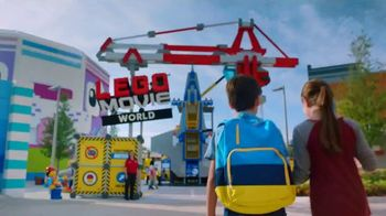 LEGOLAND California Resort TV Spot, 'The LEGO Movie World: Coming Soon' Song by Offenbach - Thumbnail 1