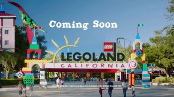 LEGOLAND California Resort TV Spot, 'The LEGO Movie World: Coming Soon' Song by Offenbach - Thumbnail 7