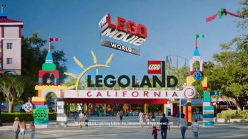 LEGOLAND California Resort TV Spot, 'The LEGO Movie World: Coming Soon' Song by Offenbach - Thumbnail 6