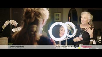 GreatCall Lively Mobile Plus TV Spot, 'Spring Savings Offer: Dancing: Mom Is 81' - Thumbnail 2