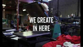 Lacrosse Unlimited TV Spot, 'We Create in Here So You Can Out There'