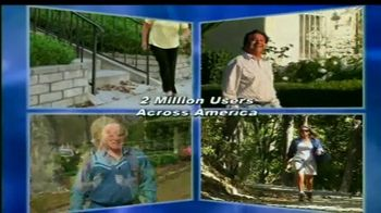 WalkFit TV Spot, '2 Millions Users' - Thumbnail 1